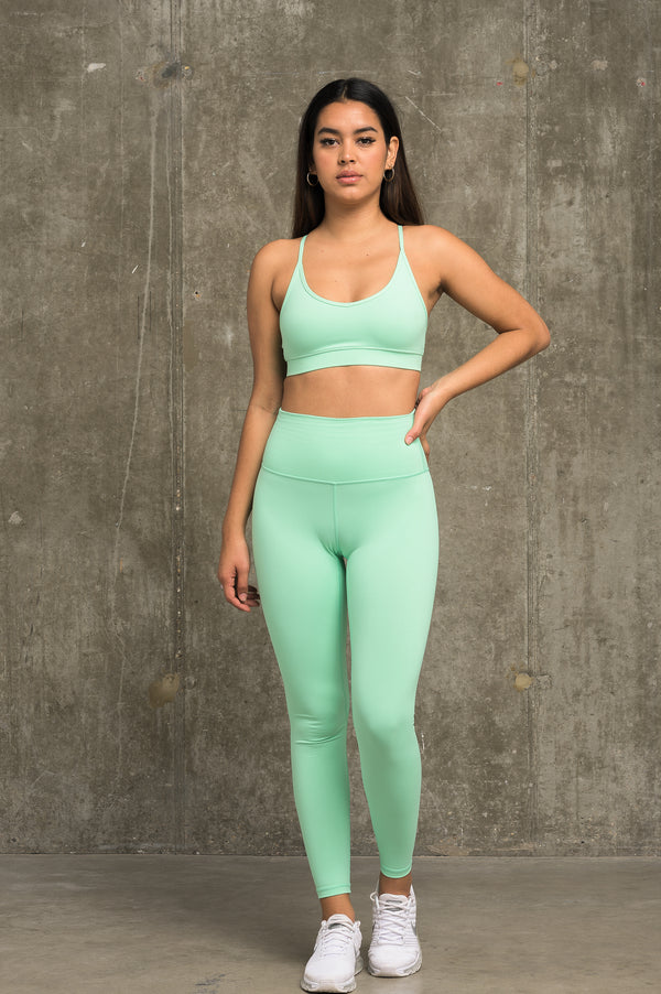 Luxe Leggings - Mint
