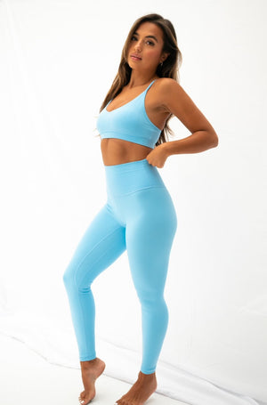 Load image into Gallery viewer, Luxe Leggings - Blueberry
