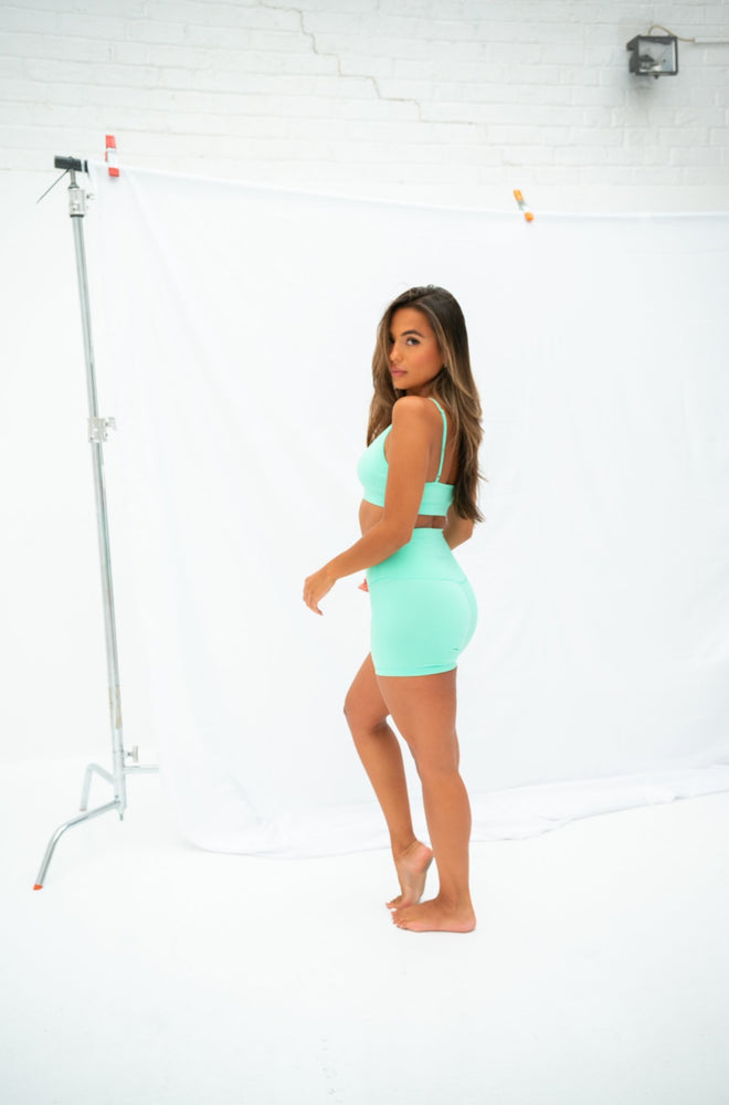 Luxe Shorts - Mint