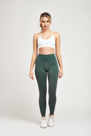 Luxe Leggings - Sage Green