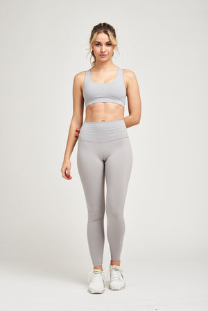 Luxe Leggings - Sport Grey