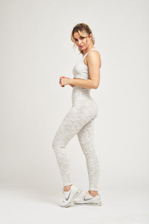 Luxe Leggings - All White Everything