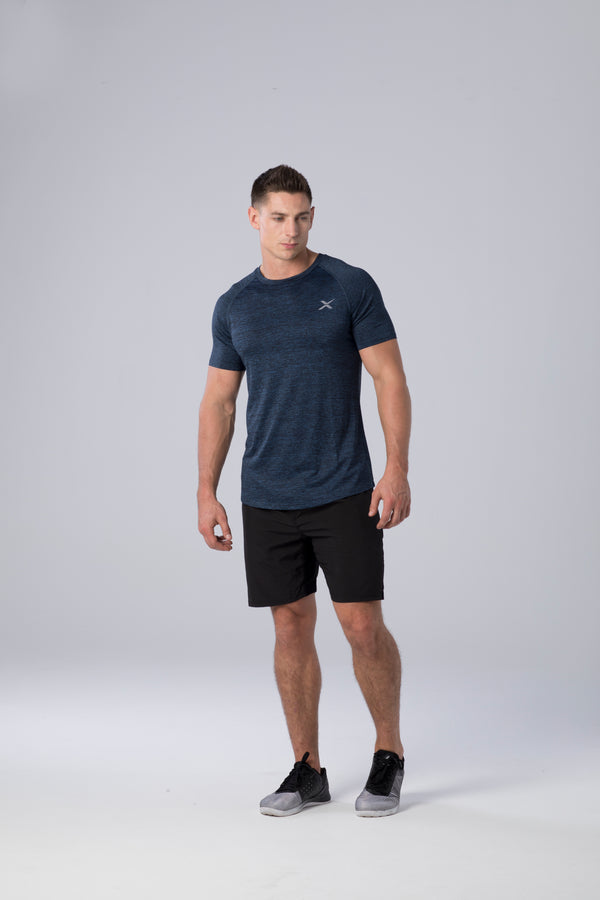 Performance T-Shirt - Midnight Navy
