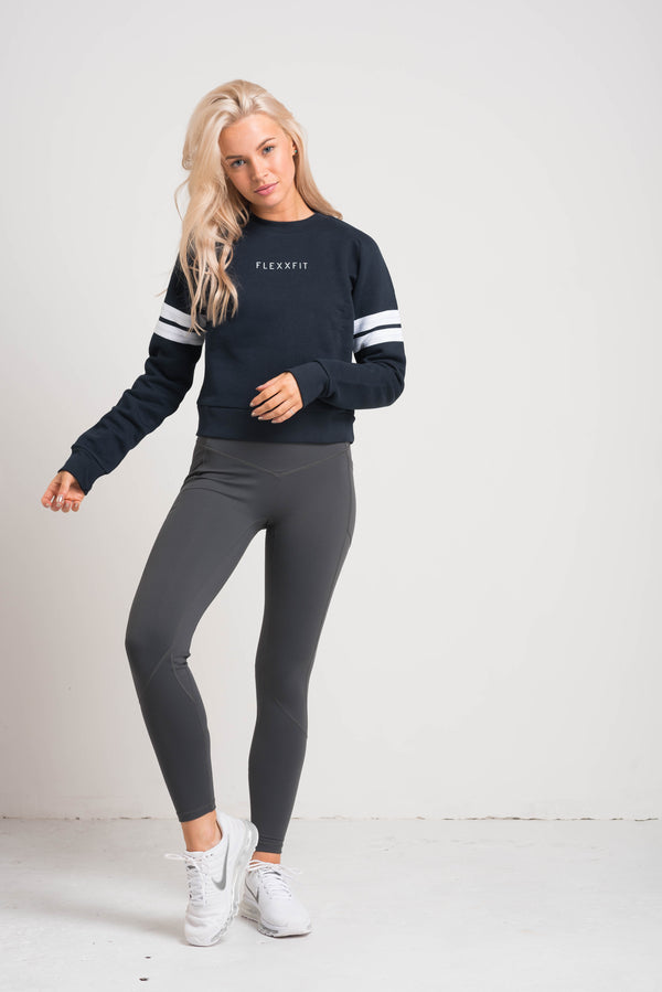 Rebel Sweatshirt - Navy