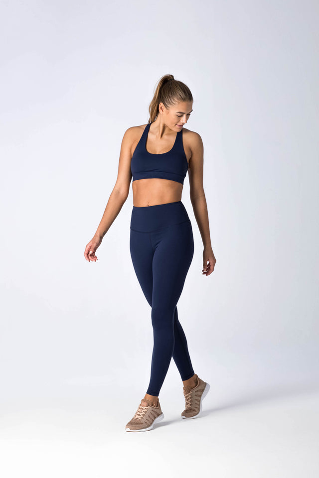 Luxe Leggings - Indigo
