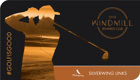 Silverwing Links Only - Windmill Rewards Club Card