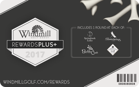 Windmill Rewards 2017 - Plus Card