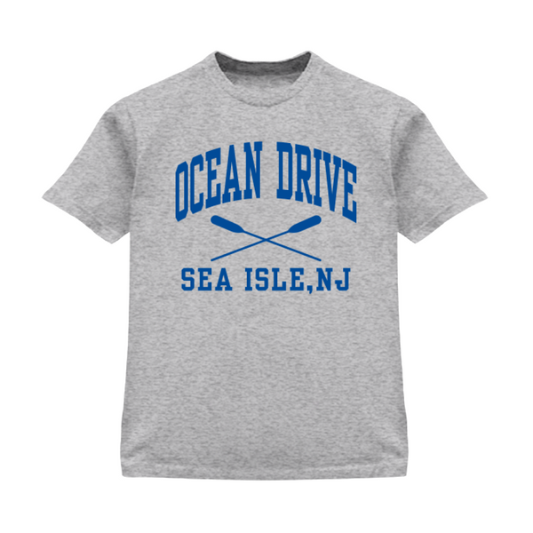 Ocean Drive Short Sleet T-Shirt