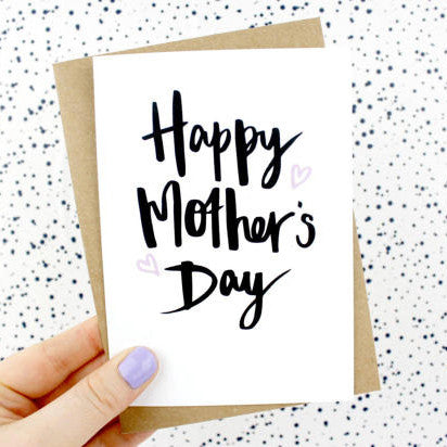 Mother's Day Cards - my pick of the bunch