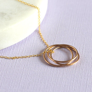 Nest Necklace - Sterling Silver