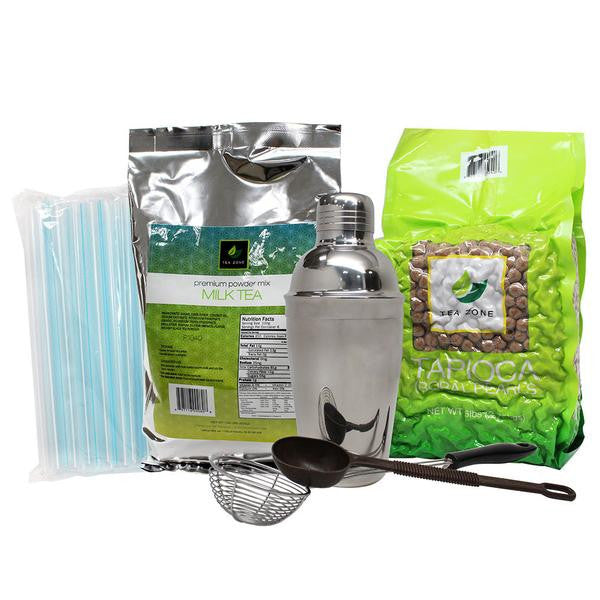 Boba Supplies Wholesale Boba Starter Kit www.custompapercup