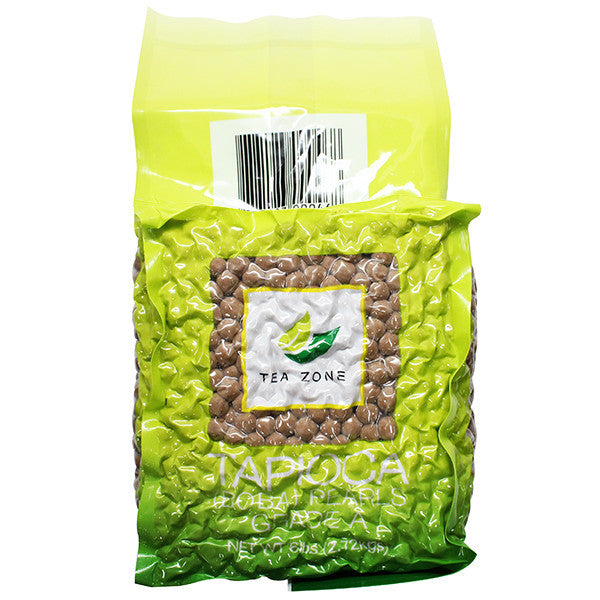 Boba Supplies Wholesale Tea Zone Grade A Tapioca - Case www.custompapercup