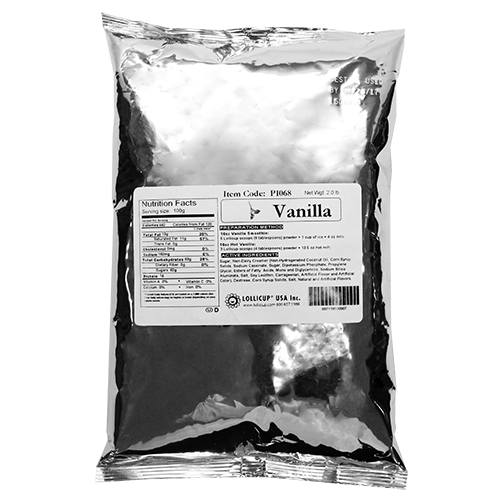 Tea Zone Vanilla Powder (2 lbs) - CustomPaperCup.com Branded Restaurant Supplies