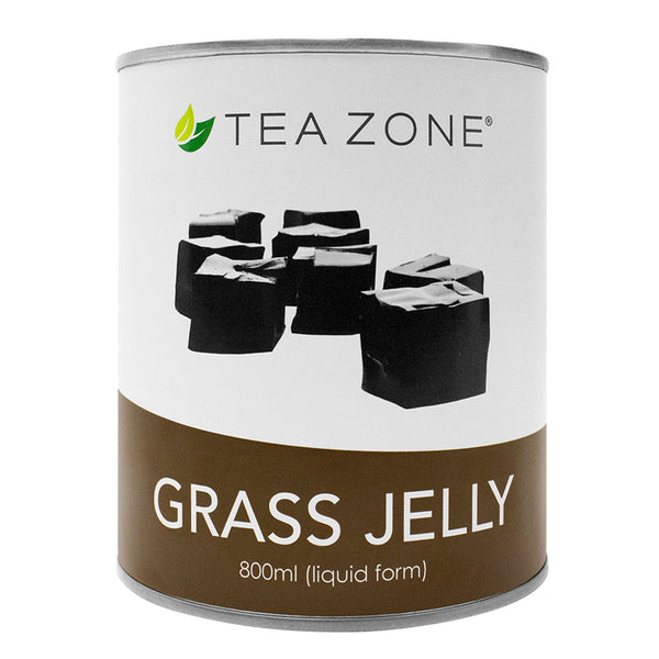 Tea Zone Grass Jelly - Liquid Form (27oz) - CustomPaperCup.com Branded Restaurant Supplies