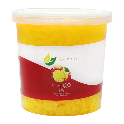 Tea Zone Mango Jelly (8.5 lbs) - CustomPaperCup.com Branded Restaurant Supplies