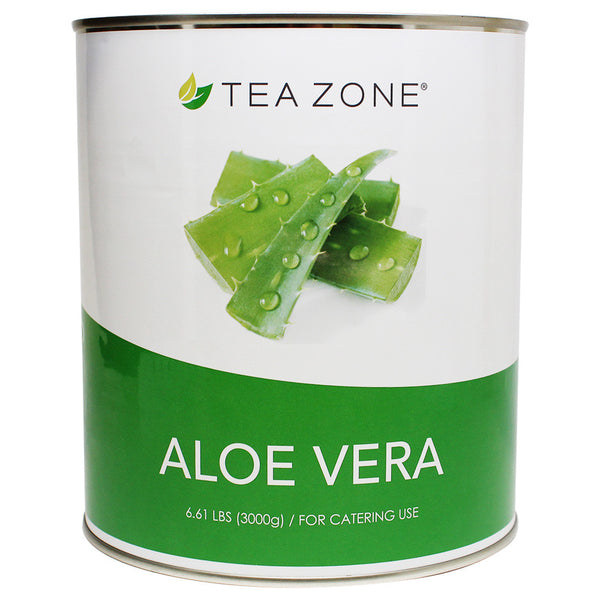 Tea Zone Aloe Vera Jelly (6.6 lbs) - CustomPaperCup.com Branded Restaurant Supplies