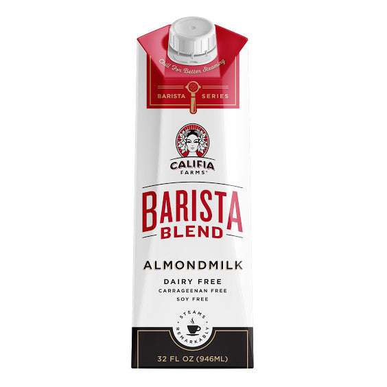 Califia Farms Barista Blend (32oz) - CustomPaperCup.com Branded Restaurant Supplies