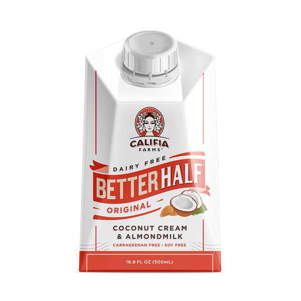 Califia Farms Better Half - Original (16.9oz) - CustomPaperCup.com Branded Restaurant Supplies