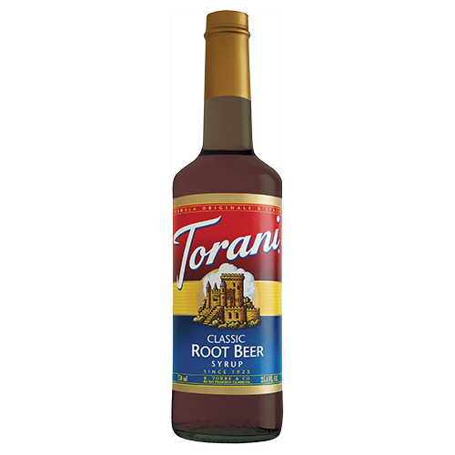 Torani Classic Root Beer Syrup (750 mL)