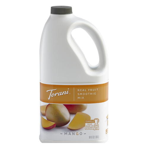 Torani Mango Real Fruit Smoothie Mix (64oz)