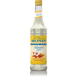 Monin Sugar Free Almond Syrup (750mL) - CustomPaperCup.com Branded Restaurant Supplies