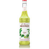 Monin Lime Syrup (750mL) - CustomPaperCup.com Branded Restaurant Supplies