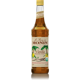 Monin Vanilla Organic Syrup (750mL) - CustomPaperCup.com Branded Restaurant Supplies