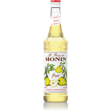 Monin Pear Syrup (750mL) - CustomPaperCup.com Branded Restaurant Supplies