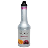 Monin Passion Fruit Purée (1L) - CustomPaperCup.com Branded Restaurant Supplies