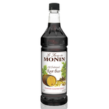 Monin Old Fashion Root Beer Syrup (1L) - CustomPaperCup.com Branded Restaurant Supplies