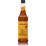 Monin Honey Sweetener Syrup (1L) - CustomPaperCup.com Branded Restaurant Supplies