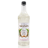 Monin Pure Cane Sweetener Syrup (1L) - CustomPaperCup.com Branded Restaurant Supplies