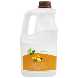 Tea Zone Lemon Syrup (64oz) - CustomPaperCup.com Branded Restaurant Supplies