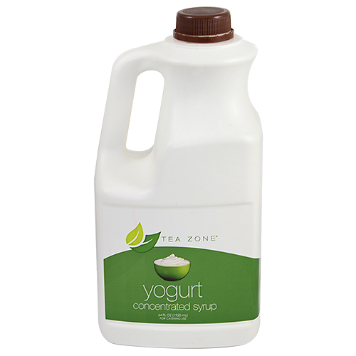 Tea Zone Yogurt Syrup (64oz)