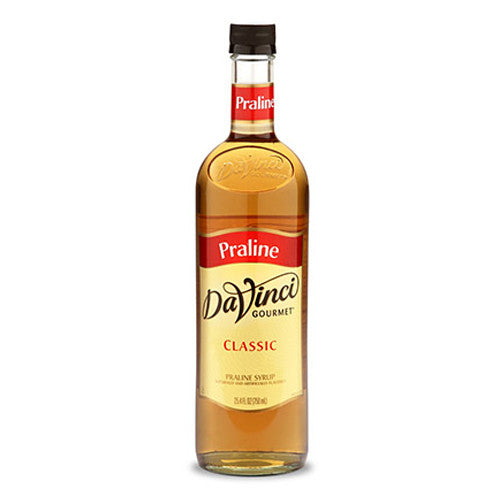 DaVinci Classic Praline Syrup (750mL) - CustomPaperCup.com Branded Restaurant Supplies