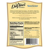 DaVinci Sugar Free Sweetener Syrup (750mL) - CustomPaperCup.com Branded Restaurant Supplies