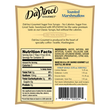 DaVinci Sugar Free Toasted Marshmallow Syrup (750mL) - CustomPaperCup.com Branded Restaurant Supplies