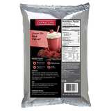 Cappuccine Red Velvet Frappe Mix (3 lbs) - CustomPaperCup.com Branded Restaurant Supplies