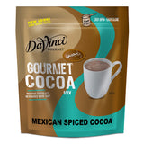 DaVinci Mexican Spiced Gourmet Cocoa Mix (2 lbs) - Formerly Caffe D'Amore - CustomPaperCup.com Branded Restaurant Supplies