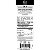 1883 Maison Routin French Madeleine Syrup (1L) - CustomPaperCup.com Branded Restaurant Supplies