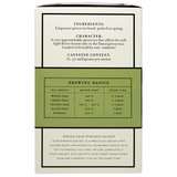 Harney & Sons Wrapped Japanese Sencha Tea - 20 Sachet Box - CustomPaperCup.com Branded Restaurant Supplies