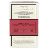 Harney & Sons Wrapped Pomegranate Oolong Tea - 6 Box Case - CustomPaperCup.com Branded Restaurant Supplies