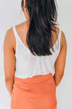 Roxy Ribbed Tank