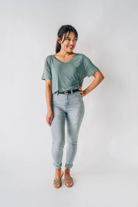 Lyla Light Blue Jeans