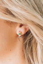 Margaret Mini Rainbow Hoops