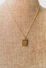 Isabella Initial Necklace