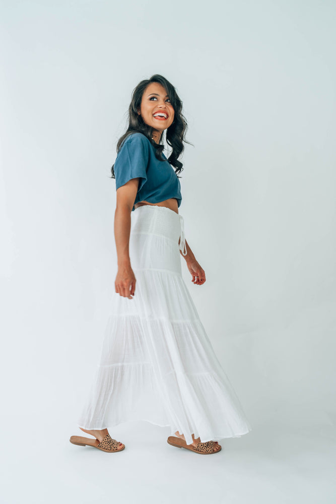 Teagan Tiered Skirt