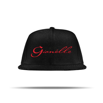 Gianelle Wheels Red - Black Snapback