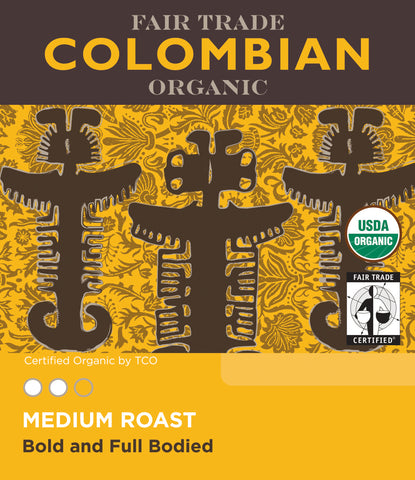 Colombian Fair Trade Organic