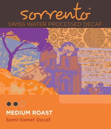 Sorrento Swiss Water Process Decaf